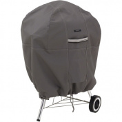 Classic Accessories Ravenna Kettle Barbeque Cover, Fits 70cm Diameter, Taupe