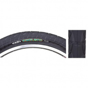 Sunlite Cyclops CST1381 Street/Vert Tyre, Black/Black Skin