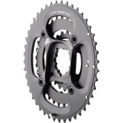 SRAM/Truvativ X.0 BB30 Spider w/ 22-33-44 64/104mm Rings