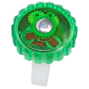 Mirrycle Incredibell Jellibell Green Bicycle Bell