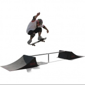 Skateboard BMX Ramp 'n Grind Rail