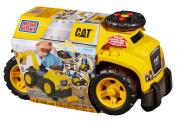 Mega Bloks CAT 3-in-1 Ride-On Excavator