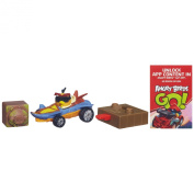 Angry Birds Go! Telepods Jenga Bubble's Jet Buggy Game