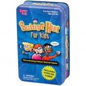 University Games Scavenger Hunt for Kids in a Tin