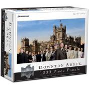 Pressman Downton Abbey 1000-Piece Puzzle, Family and Staff Scene