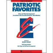Hal Leonard Patriotic Favourites Piano Accompaniment