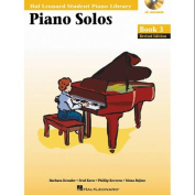 Hal Leonard Piano Solos Book 3 Book/CD Hal Leonard Student Piano Library