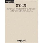 Hal Leonard Hymns - Budget Books arranged for piano, vocal, and guitar