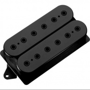 DiMarzio DP152 Super 3 Guitar Pickup Black F-Spaced