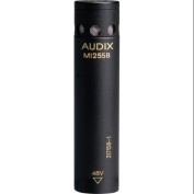 Audix M1255B Miniaturised Condenser Microphone Hypercardioid White