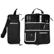 Ahead Deluxe Stick Bag Black with Grey Trim