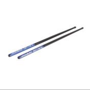 Ahead Metal Fuse Long Taper Sticks (Pair) Black Tip 2B