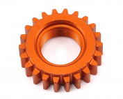 106631 Threaded Pinion 22Tx12mm 1M Orange