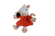 18cm Maisy Soft Plush Toy 12857 5034566128576 by Aurora