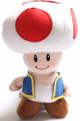 Together+ Toad 20cm Soft Toy