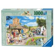 Ravensburger the Sunday Service 1000 Piece Jigsaw Puzzle