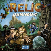 Relic Runners - Board Game