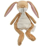 Rainbow Designs GH1206 Little Nutbrown Hare Rattle Plush