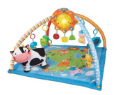 Vtech Baby Little Friendlies 2-in-1 Baby Gym