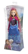 Disney Frozen Sparkle Anna of Arendelle Doll