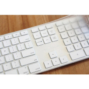 Green Onions Ultra-thin Custom Moulded Silicone Keyboard Protector