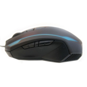 Lexma Wired Optical Gaming Mouse, Black