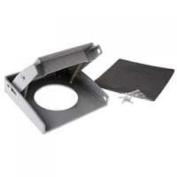 Bell Weatherproof 5034-0 Waterproof 2-Gang Grey 30-50-Amp Receptacle Cover