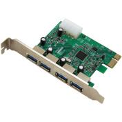 FileMate USB 3.0 PCI-E 4-Port Expansion Card