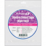 Copic Marker X-Press It High Tack Double Sided Tissue Tape, .13cm x 55yds