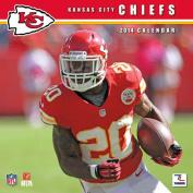 Turner Licencing Kansas City Chiefs 2014 Mini Wall Calendar