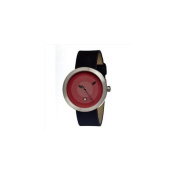 Simplify SIM0305 The 300 Watch - Red Leather