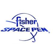 Fisher Pen FSPBG4-S Bullet Space Pen Gift Box Matte Black/Chrome Black Ink