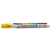 Elmer's Painters Yellow Paint Marker, Medium Tip