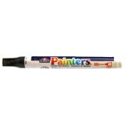 Elmer's Painters Black Paint Marker, Medium Tip