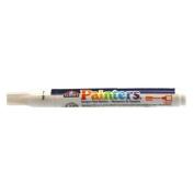 Elmer's Painters White Paint Marker, Medium Tip