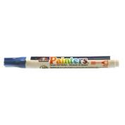 Elmer's Painters Neon Blue Paint Marker, Medium Tip