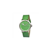Simplify SIM0206 The 200 Watch - Green Leather
