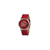 Simplify SIM0503 The 500 Watch - Red Leather