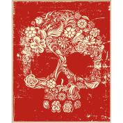 Skull Wall Decor, Plaque