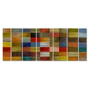 Eye Candy Metal Wall Art - 66W x 23.5H in.