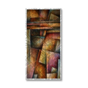 Unwinding Metal Wall Art - 12W x 23.5H in.
