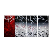 Final Moments Metal Wall Art - 51W x 23.5H in.