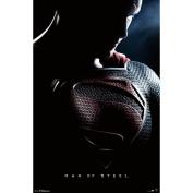 Man of Steel 1 Sheet Poster