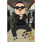 Trends International Psy Animated Poster