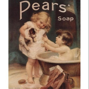 Pear's Soap Poster Print