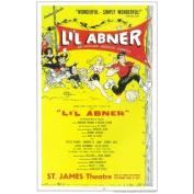 Li'l Abner (Broadway) Movie Poster