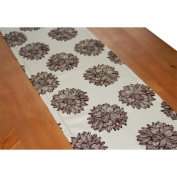 A Greener Kitchen Organic Cotton Table Runner (13 x 72) Evelyn