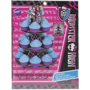 Treat Stand-Monster High 30cm x 42cm Holds 24