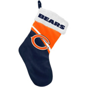 Forever Collectibles NFL Swoop Logo Stocking, Chicago Bears