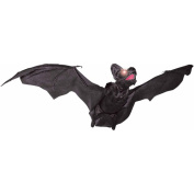 90cm Sound Activated Animated Flying Bat
